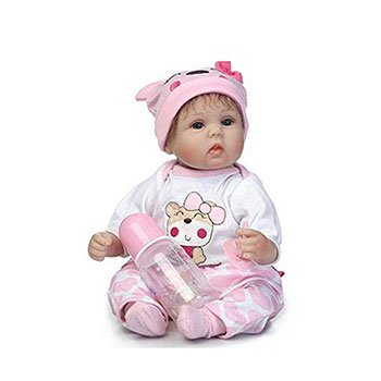 Dirance Lifelike Toddler Doll Cheap Realistic Baby Dolls