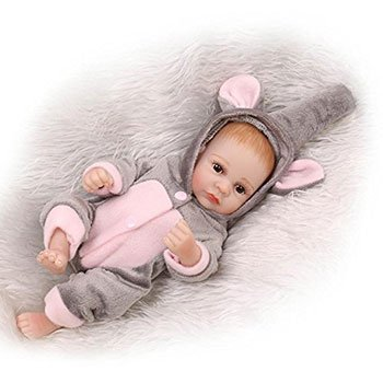 Funny House Lifelike Baby Doll Cheap Realistic Baby Dolls