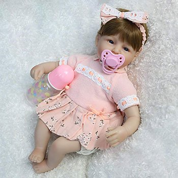 Kaydora Lifelike Baby Doll 2 Cheap Realistic Baby Dolls