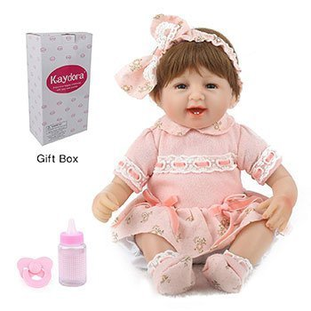 Kaydora Lifelike Baby Doll Cheap Realistic Baby Dolls