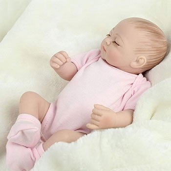Penson Co Small Reborn Doll 2 Cheap Realistic Baby Dolls