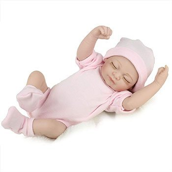 Penson Co Small Reborn Doll Cheap Realistic Baby Dolls